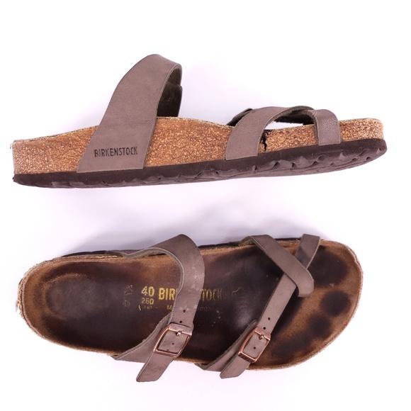 97e3628ea560 Birkenstock Shoes - Birkenstock Mayari Sandals Shoes Size 40